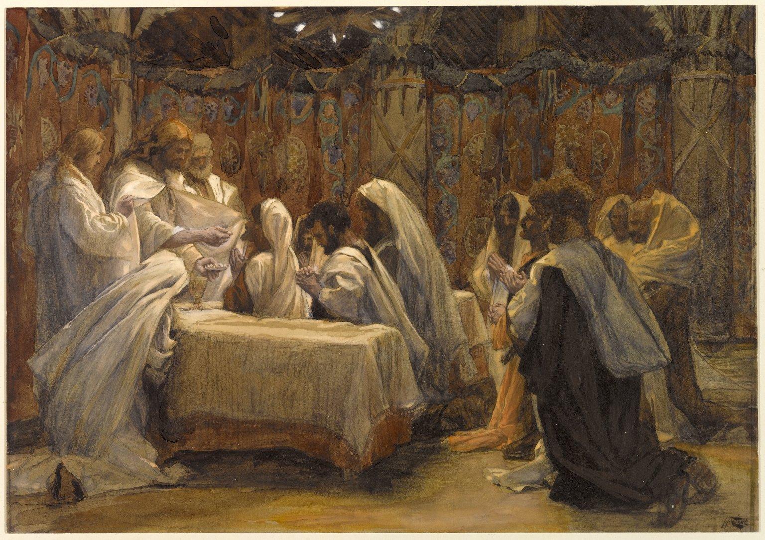 그리스도의 성체일