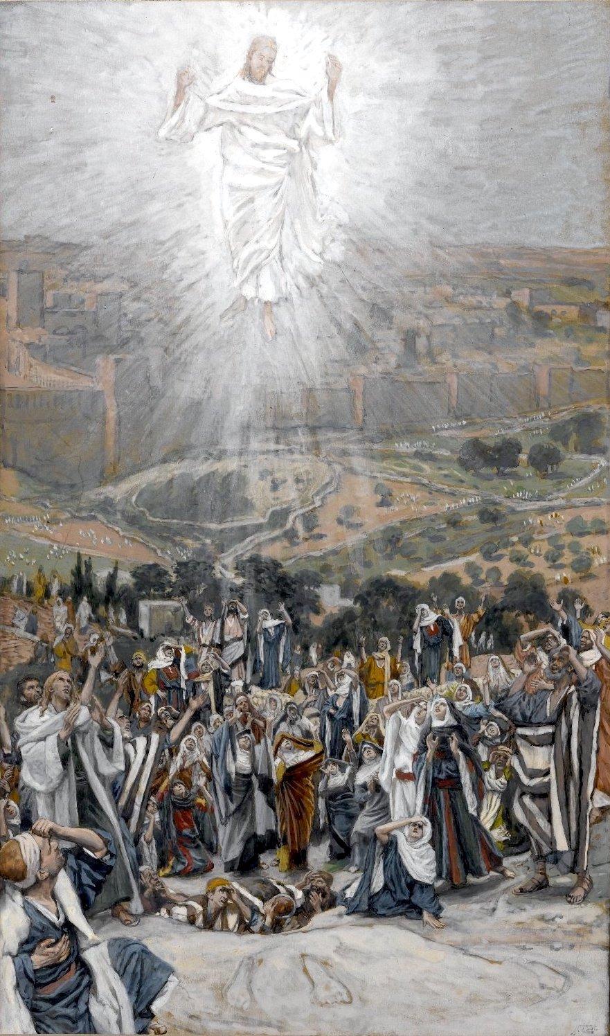 승천일/부활6주 목요일 2